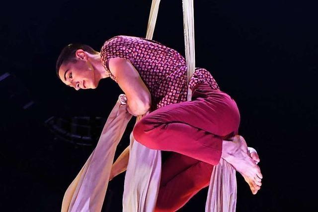 Circus Monti präsentiert in Basel ein neues Programm mit viel Artistik