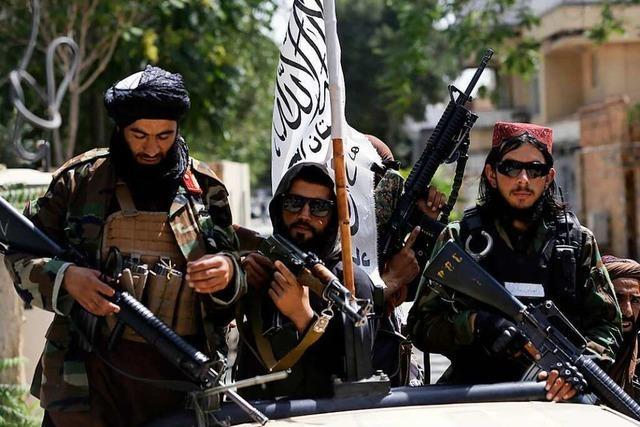 Werden die Taliban jetzt international salonfähig?