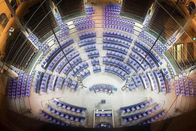 Die Rückkehr zum parlamentarischen Alltag wäre in der Pandemie nötig