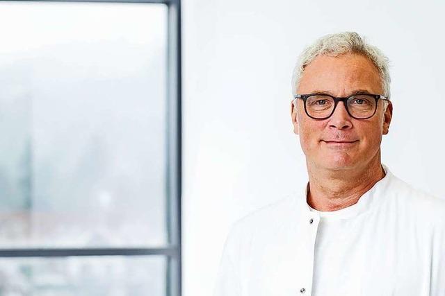 Christian Häußler folgt als Chefarzt auf Marcel Rütschi im Loretto-Krankenhaus