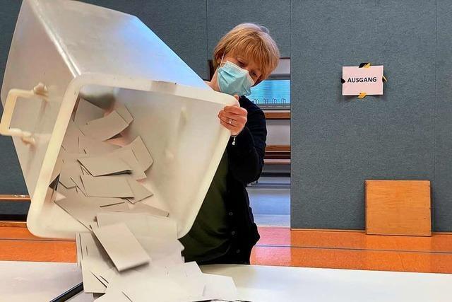 Stadt Lörrach rät bei der Bundestagswahl zur Briefwahl