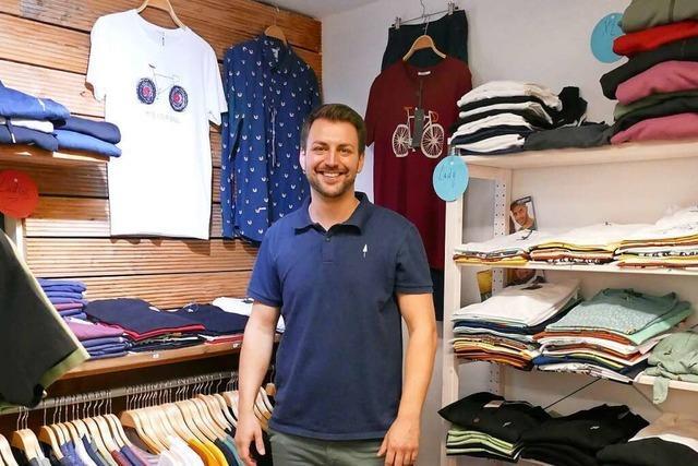 In Rheinfelden gibt es gebrauchte und nachhaltig produzierte Kleidung