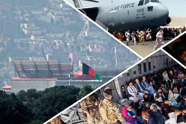 Hoffen und Bangen um die Menschen in Afghanistan – auch in Südbaden