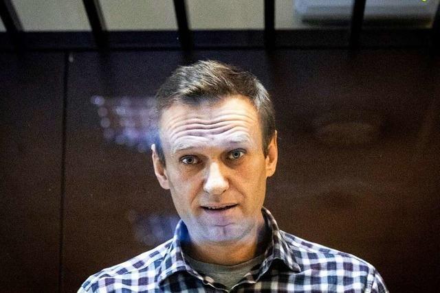 Ist der russische Oppositionspolitiker Alexej Nawalny politisch tot?