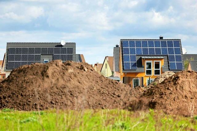 Jedes neue Haus in Baden-Württemberg soll ein Solardach bekommen