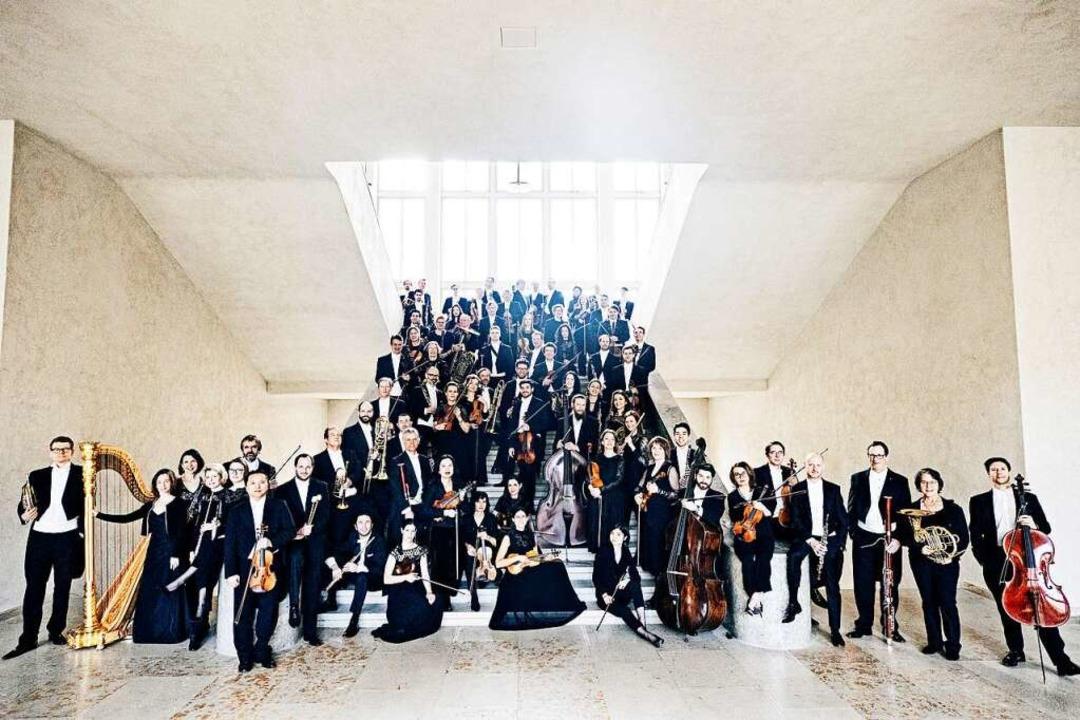 Das Sinfonieorchester  | Foto: Sinofonieorchester Basel