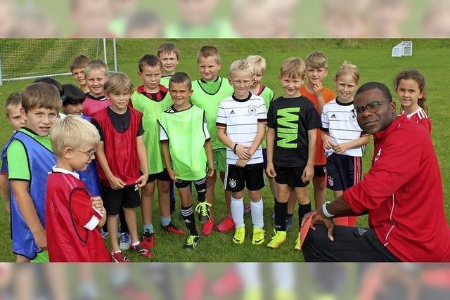 Trainingstipps für die Kleinsten vom großen DFB