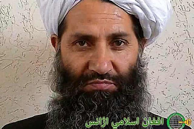 Das sind die führenden Männer der Taliban