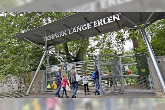 Tierpark Lange Erlen in Basel feiert am Wochenende 150. Jubiläum