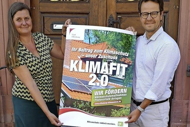 Klima-Fördertopf der Stadt ausgeschöpft