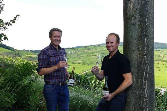 Winzer wollen Kaiserstuhl mit ihrem Markenwein weltweit bekannt machen
