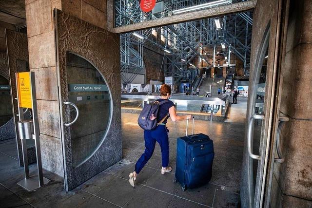 Fachleute finden Ursache für bröckelnde Fassade des Stuttgarter Bahnhofs