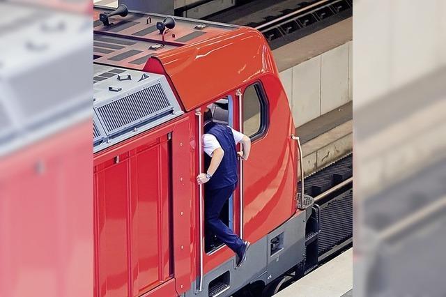 Bahn spricht von überflüssigem Streik