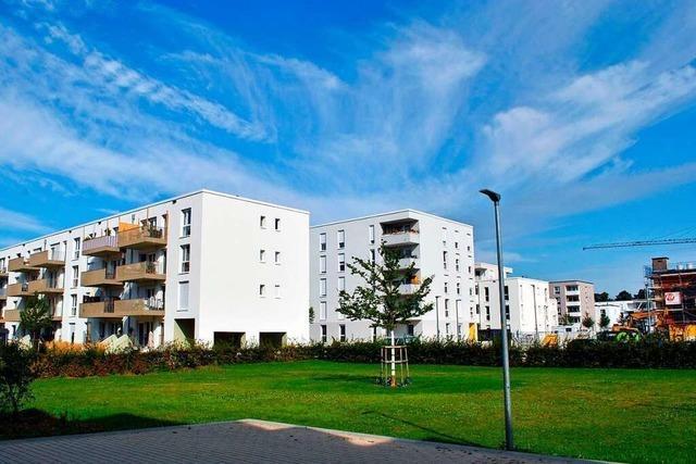 Wohnraum bleibt in Offenburg knapp und teuer