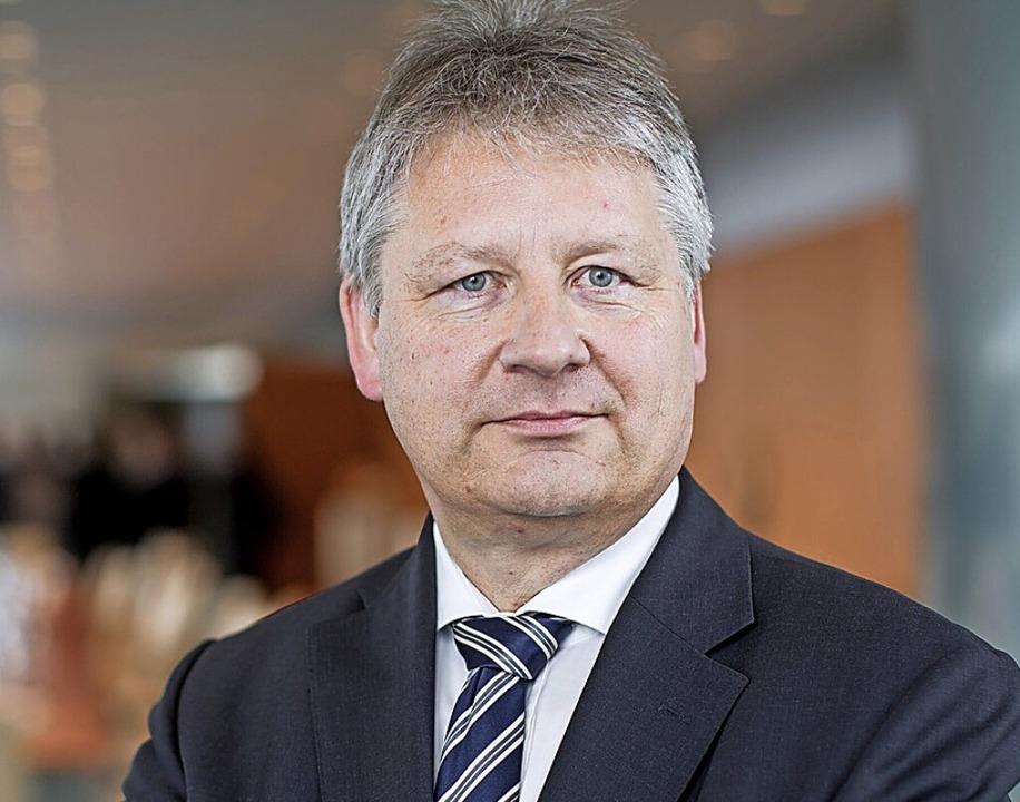 BND-Chef Bruno Kahl stand Rede und Antwort.  | Foto: Michael Kappeler