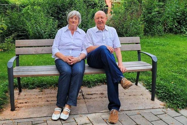 Ehepaar Nixdorf wurde mit Dank aus dem Vorstand verabschiedet