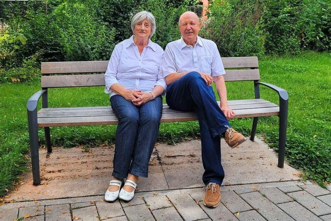 Irene und Hubert Nixdorf  | Foto: privat