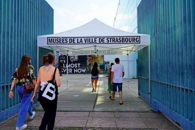 Freier Eintritt bis Ende August: Straßburger Museen erleben Ansturm