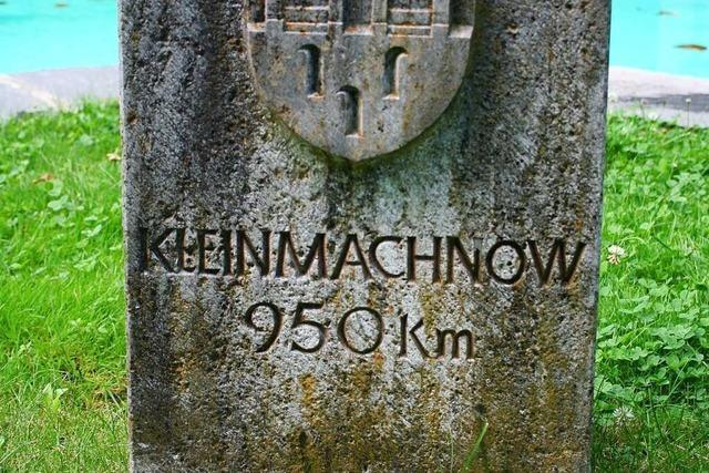 Schopfheim und Kleinmachnow sind seit 25 Jahren Partnerstädte