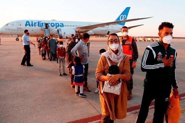 Listen legen fest, wer aus Afghanistan evakuiert wird - doch davon gibt es viele