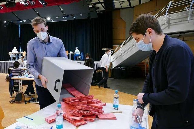 Auch für die Bundestagswahl rechnen die Gemeinden mit vielen Briefwählern