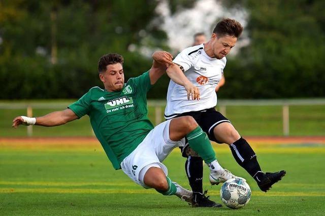 FV Schutterwald kommt nach Rückstand im Derby gegen den SC Offenburg zurück