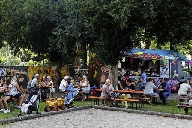 Waldkircher Streetfood-Fiesta