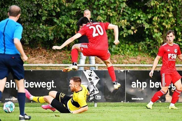 Der FV Herbolzheim dreht das Spiel gegen den FSV RW Stegen