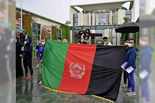 Asyl für bedrohte Afghanen