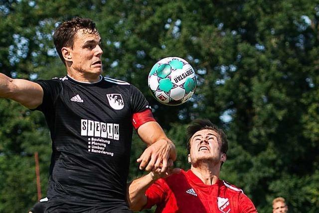 VfR Bad Bellingen dominiert und verliert dennoch 1:4 gegen Au-Wittnau