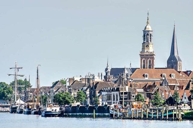 Genießen Sie Hollands verträumte Wasserstraßen