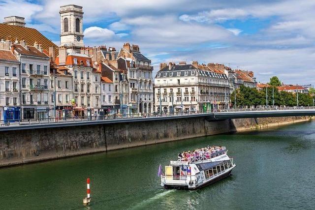 Erleben Sie die Königin der Franche-Comté