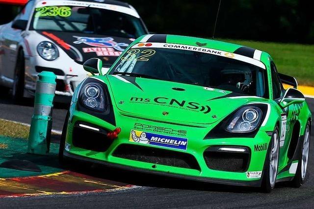 Seien Sie dabei – Porsche Sports Cup live