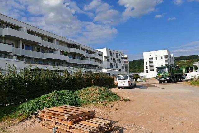 40-Millionen-Projekt der städtischen Wohnbau in Weil ist fast fertig