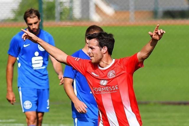 Wilder Ritt mit einem Notaufgebot für den FC Löffingen