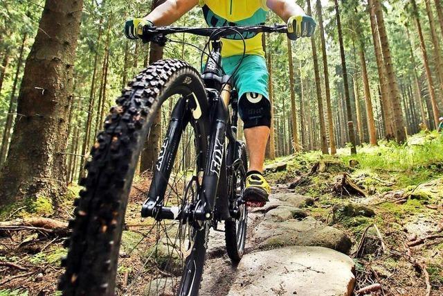 Mountainbiker verunglückt zwischen St. Ulrich und Kohlerhof