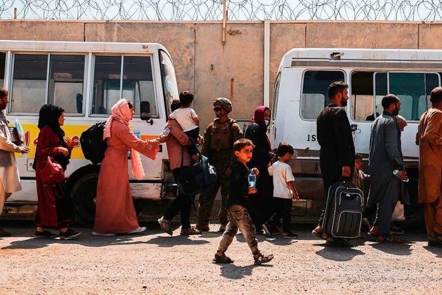 Taliban wollen Evakuierungs-Frist nicht verlängern