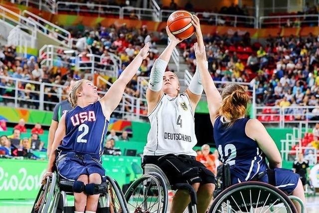Miller und Teuber tragen bei paralympischer Eröffnungsfeier die deutsche Fahne