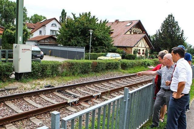 S-Bahn-Anwohner sind genervt vom Quietschen, Piepsen und Gongen