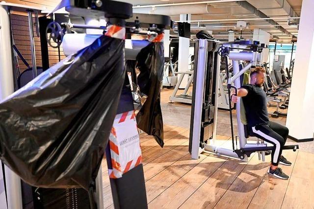 Fitnessstudio-Betreiber im Südwesten befürchten weitere Einbußen