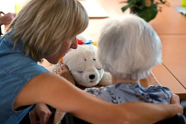 40 Aussteller bei der ersten Ortenauer Pflegemesse in Lahr
