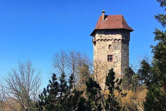 Wie es ist, auf einer Burg zu leben