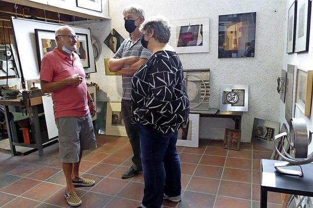 Drei Künstler, eine Leidenschaft