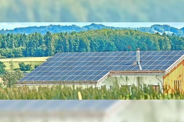 Eigenes Kraftwerk auf dem Hausdach