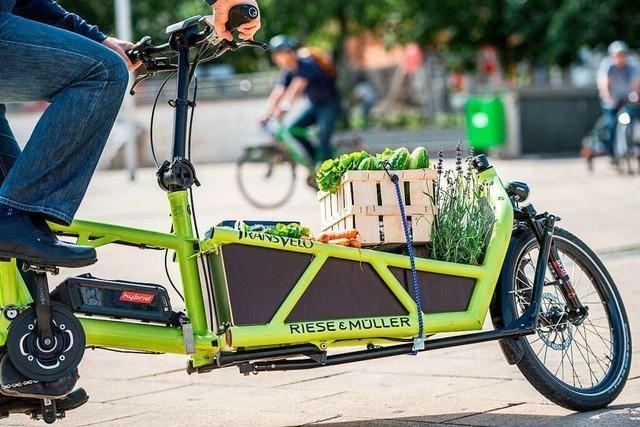 Baerbocks Lastenrad-Vorschlag ist ziemlich ungerecht