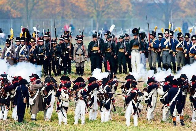 Soldaten aus Lahr, Friesenheim und dem Ried kämpften in den Napoleonischen Kriegen