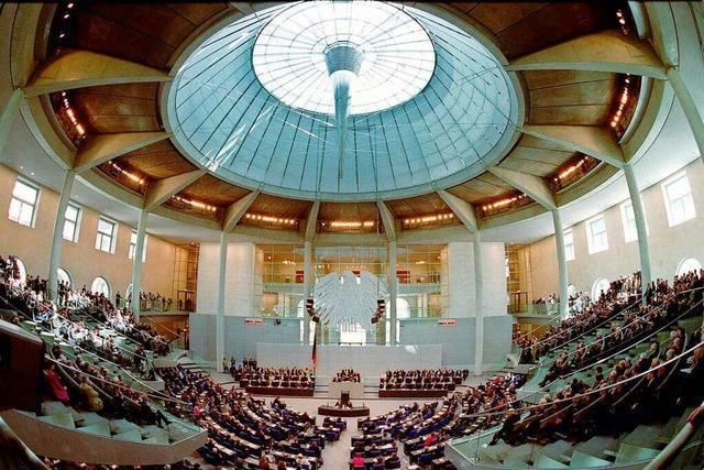 Warum der Bundestag die
