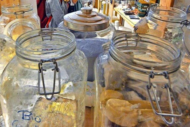 Von der hohen Kunst, Müll zu sparen