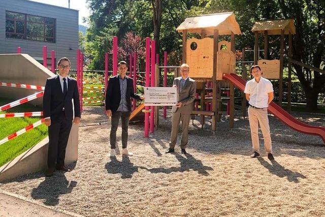 Sparkasse fördert die neue Bewegungslandschaft der Freiburger Turnerschaft