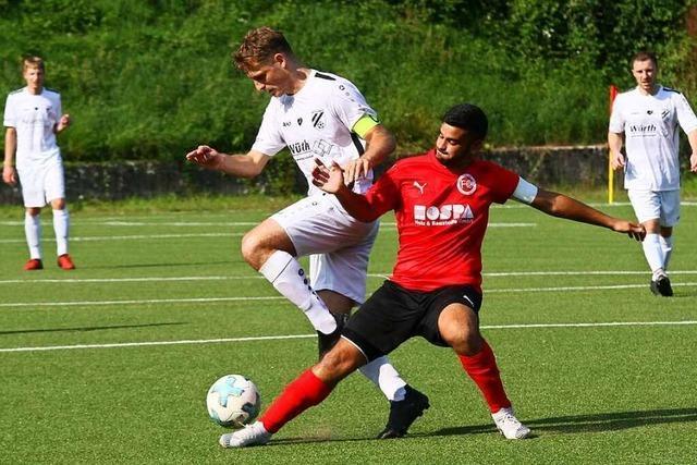 FC Bad Säckingen verliert in nervenaufreibender Schlussphase